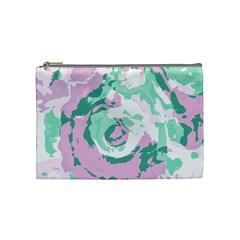 Abstract art Cosmetic Bag (Medium)
