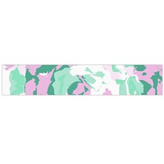 Abstract art Flano Scarf (Large)