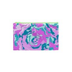 Abstract art Cosmetic Bag (XS)