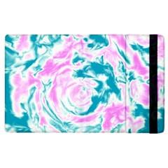 Abstract art Apple iPad 3/4 Flip Case