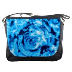 Abstract art Messenger Bags