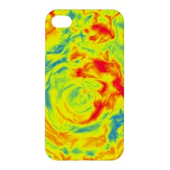 Abstract art Apple iPhone 4/4S Premium Hardshell Case
