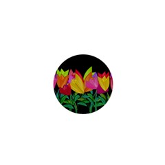 Tulips 1  Mini Magnets