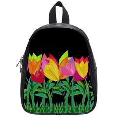 Tulips School Bags (Small)