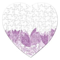 Tulips Jigsaw Puzzle (Heart)