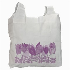 Tulips Recycle Bag (Two Side)