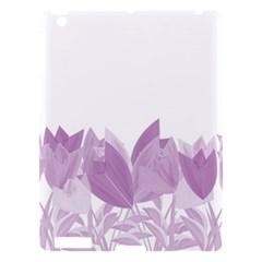 Tulips Apple iPad 3/4 Hardshell Case