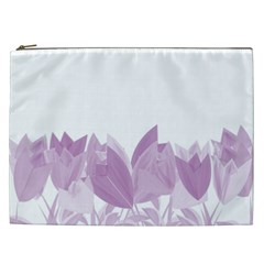 Tulips Cosmetic Bag (XXL)