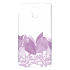 Tulips Galaxy Note 4 Back Case