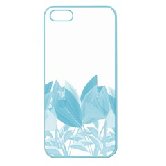 Tulips Apple Seamless iPhone 5 Case (Color)
