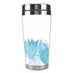 Tulips Stainless Steel Travel Tumblers