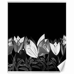 Tulips Canvas 16  x 20