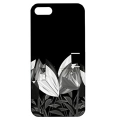Tulips Apple iPhone 5 Hardshell Case with Stand