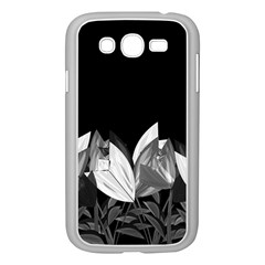 Tulips Samsung Galaxy Grand DUOS I9082 Case (White)
