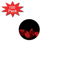 Tulips 1  Mini Buttons (100 pack)
