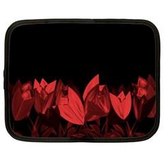 Tulips Netbook Case (XXL)