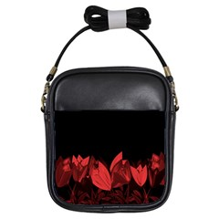Tulips Girls Sling Bags