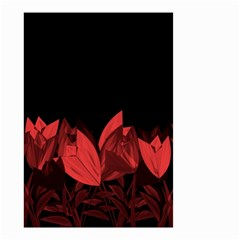 Tulips Small Garden Flag (Two Sides)