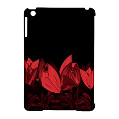 Tulips Apple iPad Mini Hardshell Case (Compatible with Smart Cover)
