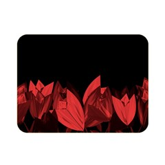 Tulips Double Sided Flano Blanket (Mini)