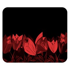 Tulips Double Sided Flano Blanket (Small)