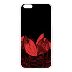 Tulips Apple Seamless iPhone 6 Plus/6S Plus Case (Transparent)