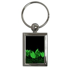 Tulips Key Chains (Rectangle)