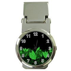 Tulips Money Clip Watches