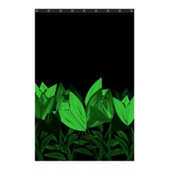 Tulips Shower Curtain 48  x 72  (Small)