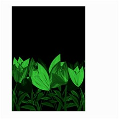 Tulips Large Garden Flag (Two Sides)