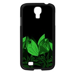 Tulips Samsung Galaxy S4 I9500/ I9505 Case (Black)