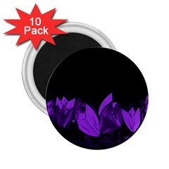 Tulips 2.25  Magnets (10 pack)