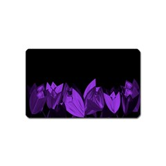 Tulips Magnet (Name Card)