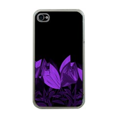 Tulips Apple iPhone 4 Case (Clear)