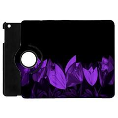 Tulips Apple Ipad Mini Flip 360 Case
