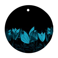 Tulips Ornament (Round)