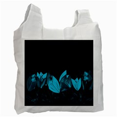 Tulips Recycle Bag (One Side)