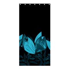 Tulips Shower Curtain 36  x 72  (Stall)