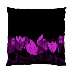 Tulips Standard Cushion Case (Two Sides)