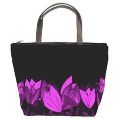 Tulips Bucket Bags