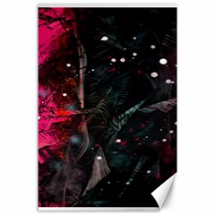 Abstract design Canvas 24  x 36