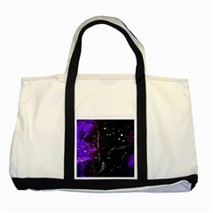 Abstract design Two Tone Tote Bag
