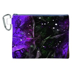 Abstract design Canvas Cosmetic Bag (XXL)