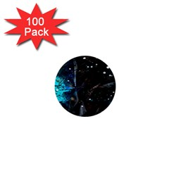 Abstract design 1  Mini Buttons (100 pack)