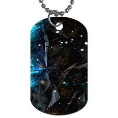 Abstract design Dog Tag (Two Sides)