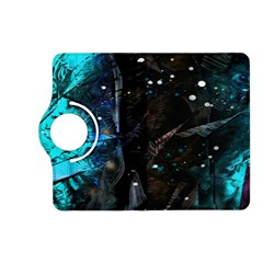 Abstract design Kindle Fire HD (2013) Flip 360 Case