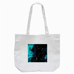 Abstract design Tote Bag (White)