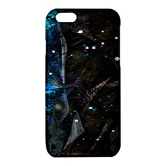 Abstract design iPhone 6/6S TPU Case