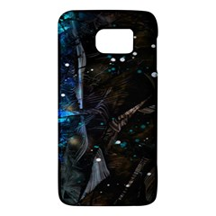 Abstract design Galaxy S6