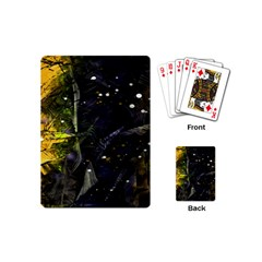 Abstract design Playing Cards (Mini)